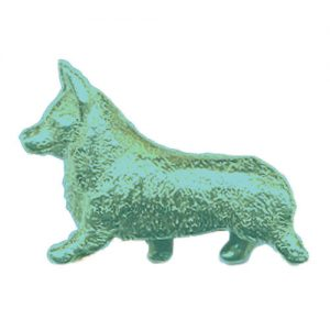Pembroke Welsh Corgi Gifts in Sterling Silver and 14K Gold
