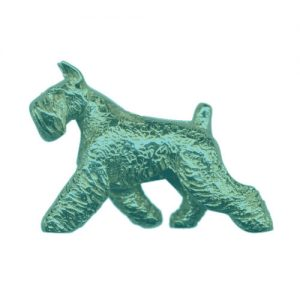 Giant Schnauzer Gifts in Sterling Silver and 14K Gold