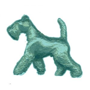 Kerry Blue Terrier Jewelry for Dog Lovers