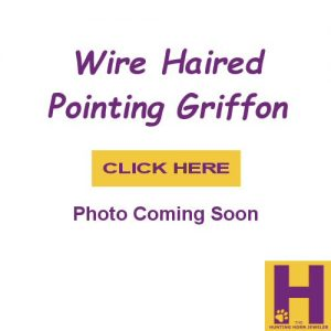 Wire Haired Pointing Griffon Gifts in Sterling Silver and 14K Gold